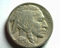 1923-s Buffalo Nickel Extra Fine Xf Extremely Fine Ef Nice Original Bobs Coins