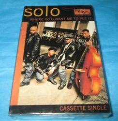 NEW SEALED OOP SOLO