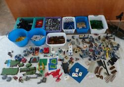 Lego Rare Sets Lots Of Pieces And Mini-figures - Lot