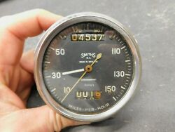 Vincent Triumph Bsa 150mph Smiths Chronometric Speedometer Angle Drive 1669