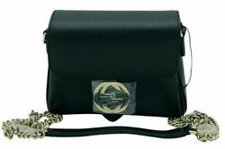Womens Designer Gucci Interlocking GG Small Crossbody Bag $1,176.34