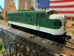Ho Scale Proto 1000 3fa Dc Powered Diesel Locomotive Sou Southern Detailed New