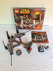 Lego Star Wars 7257 And039ultimate Lightsaber Dueland039 + 7251 And039vadar Transformationand039