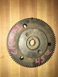 Long Tractor Timing Gear Tx10317 Oem Used