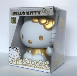2020 Sdcc Exclusive Gold Hello Kitty Bank - Le 250 - Sold Out