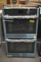 Ge Jtd5000snss 30 Stainless Steel Electric Double Wall Oven Nob 89288 Hrt