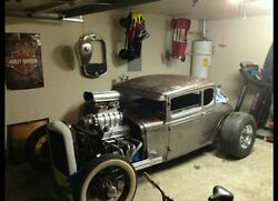 Solo-a Stock Style Frame Kit West Texas Speed.fits Spec 28-31 Model A. Rat Rod