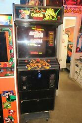 Nice Mr Do's Castle Commercial Coin Operated Arcade Game