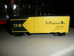 Toledo,peoria And Western   1937 Aar 40' Modified Boxcar  7056