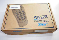 Hypercom P1300 Pin Pad New Box Only Open For Pictures Free Shipping