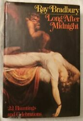 Long After Midnight By Ray Bradbury - Inscribed First