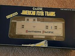 American Flyer 1997 990 Southern Pacific Caboose, Nib Amf 48714