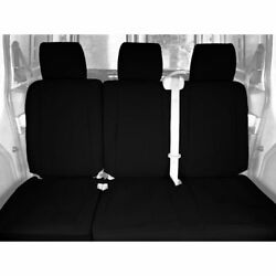 Caltrend Faux Leather Center Custom Seat Cover For Ford 2012-2019 Flex - Fd435