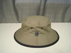 CREMIEUX COLLECTION BUCKET FISHING RAIN HAT SIZE LARGE XL $10.00