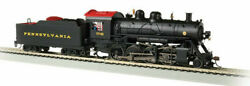 Bachmann 57902 Ho Scale Baldwin 2-8-0 Prr 7748 Consolidation W Dcc And Sound