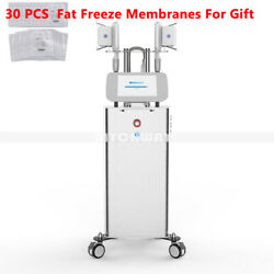 Standing Freeze Frozen Cooling Slimming Vacuum Therapy Body Contouring Salon