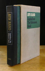 Capitalism The Unknown Ideal 1966 Ayn Rand Signed Limited 1st Edition In Case
