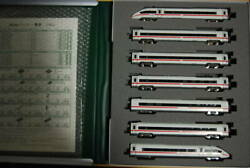 Kato 10-1512 Db Ice4 Inter City Express Ice 7 Cars Set N Scale New