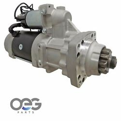 New Starter For Paccar-cummins Isx 11.9l Engines 8200960 8200971 8201082 8201083