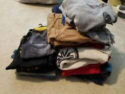 Lot of Boy#x27;s 3 4 Clothes Over 20 Pieces $45.00