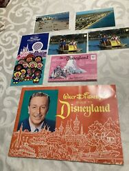 Disneyland/world Collectibles Early 1960's