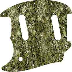 Wd Custom Pickguard For Left Hand Fender 2017-present Classic Style Mustang ...