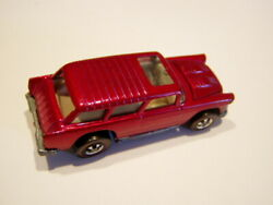 Hotwheels Redline Glossy Rose Creamy Pink Nomad Rare Color