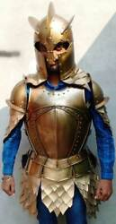Medieval Kingand039s Guard Armour Set Game Of Thrones Half Suit Of Armor 18 Gauge