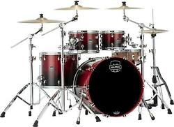 Mapex Saturn 4-piece Rock Shell Pack - Scarlet Fade