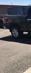 16-18 Nissan Titan Xd Crew Cab Truck Bed Panel Right Side Passenger Side