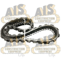 One New 400x72.5kx74 Rubber Track Fits John Deere Models Replaces 22m3225111