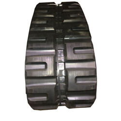 One New 450x86cx58 Rubber Track Made To Fit Bobcat, John Deere, And Kubota Models
