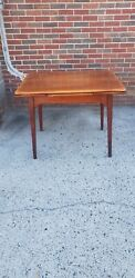 Mid Century Table Cushman Colonial Creations Only 40 Made Rare