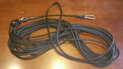 Continuous Furling Soft Line Ns Endless Furler Control Rope + Bungee Block 6-8m