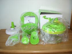 Tupperware Quick Chef Pro System Container Set New In Box