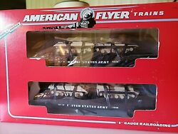 American Flyer 1987 Southern Pacific Freight Car Set - 6 Cars, See Description