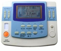 New Tens Ems Muscle Stimulator Multifunction Infrared Machine Physiotherapy Equi