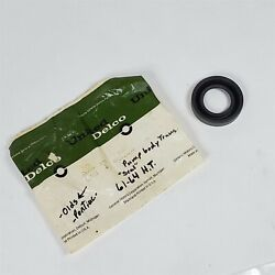 61-64 Olds Pontiac Hydramatic Spring Loaded Front Oil Pump Body Seal 8619560 Nos