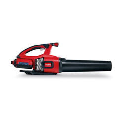 Cordless Electric Leaf Blower 60v 115 Mph Battery And Charger Included