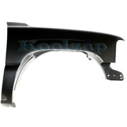 Chevy Silverado Truck And Tahoe Front Fender Quarter Panel Primed Steel Right Side