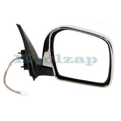 Tyc For 00-04 Tacoma Truck Power Chrome Rear View Fold Mirror Right Passenger R