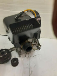 This Is A Hard To Find Ultralight Rotax 253 Engine Fan Cooled 25 Hp.