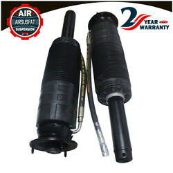 2x Front Hydraulic W220 W215 Abc Suspension Shock Fit Mercedes S Cl Class 00-06