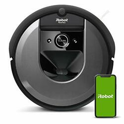Irobot Roomba I7 7150 Robot Vacuum- Wi-fi Connected, Smart Mapping, Black