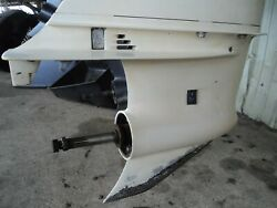 Used Evinrude 200, 225, 250 Hp Ficht Or Etec Outboard 25 Magnum M1 Lower Unit