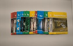 Vintage Bandk Instruments Technical Review Lot Of 37 Books - Mint