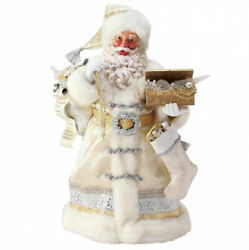 Possible Dreams Clothtique By Dept 56 Gold And Silver Great Gift 6003850