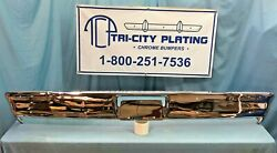 1966 Plymouth Belvedere Satellite Rubber Strip Front Bumper Show Quality Chrome