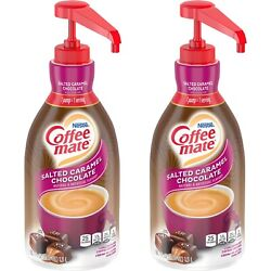 Coffee-mate Liquid Creamer Concentrated Pump Bottle 50.7 Fl. Oz 2/ct 79976ct