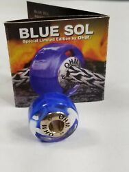 Ohm Beads Special Limited Edition 111 Made Sold Out Blue Sol